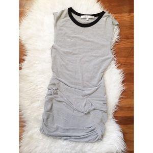 ✨LOVERS + FRIENDS✨Striped Sleeveless Jersey Dress